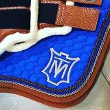 Eurofit Dressage pad with wool Mattes Large_