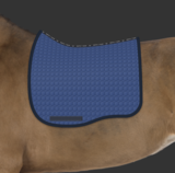 Eurofit Dressage pad without wool Mattes XL_