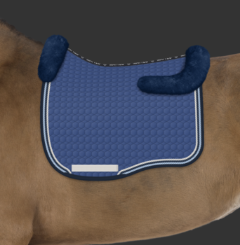 Eurofit Dressage pad with wool Mattes Large