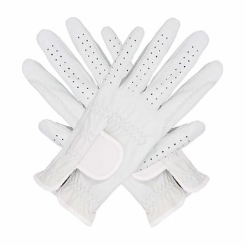 Magic Tack leather gloves without patch