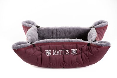 LUXE Foldable Mattes dogbed Betti