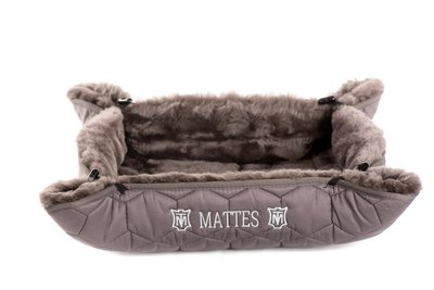 Foldable Mattes dogbed Dusty