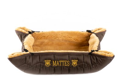 BASIC Foldable Mattes dogbed Snoopy