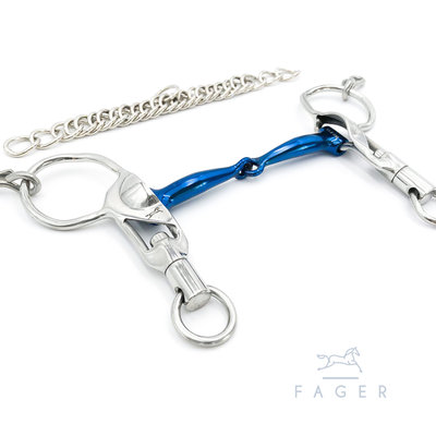 Sabina Icelandic Titanium single jointed (Fager)