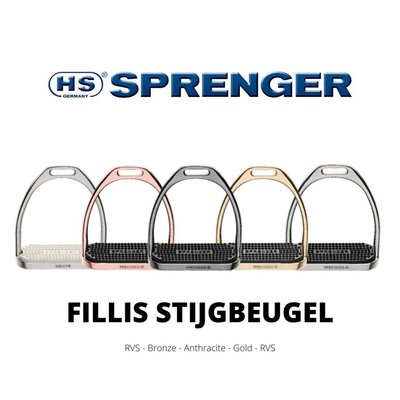 Fillis Stirrups Limited Edition