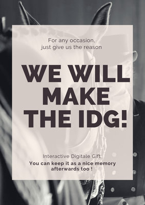 Interactive Digital Gift  of IDG