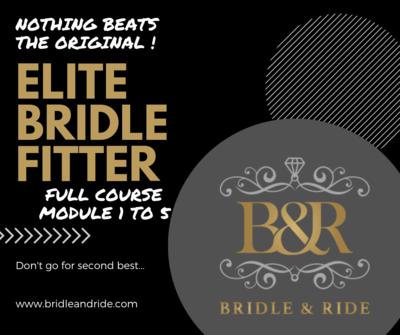 Elite Bridle Fitter : module 1 to 5 excl Bridle Mechanics