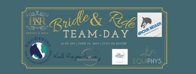 Bridle & Ride Team Day 30th of June - entrance ticket