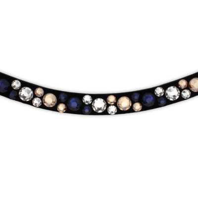 Pure Elegance : Magic Tack Wave-Browband Insert