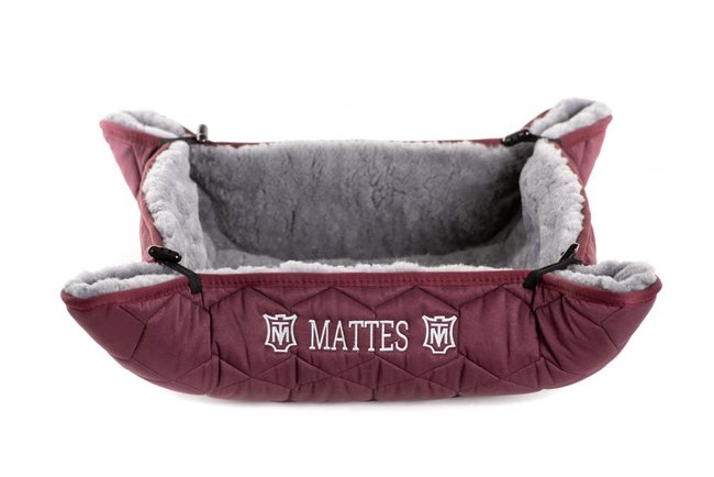 Foldable Mattes dogbed Cecil