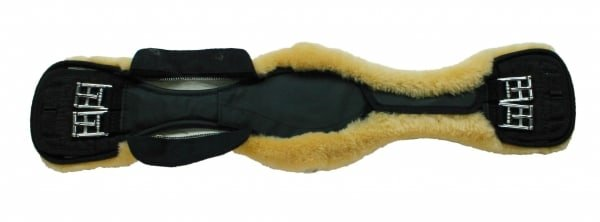 Athletico  SLIM LINE dressage girth ONLY WOOL COVER
