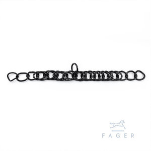 Fager Curbchain BLACK