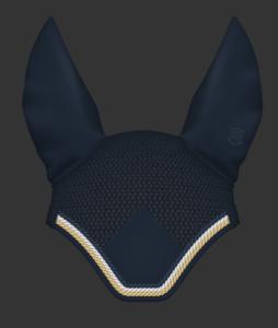 Mattes Bonnet Navy Custom made
