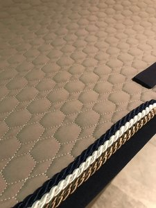 Square Dressage pad without wool Mattes