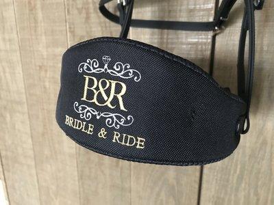 Equibridle B&R Snaffle Black