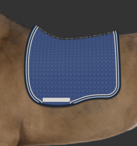 Eurofit Dressage pad without wool Mattes XL